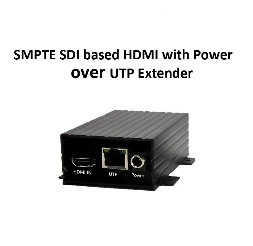 Удлинитель Prowall HDMI SMPTE SDI based HDMI with Power over UTP Extender