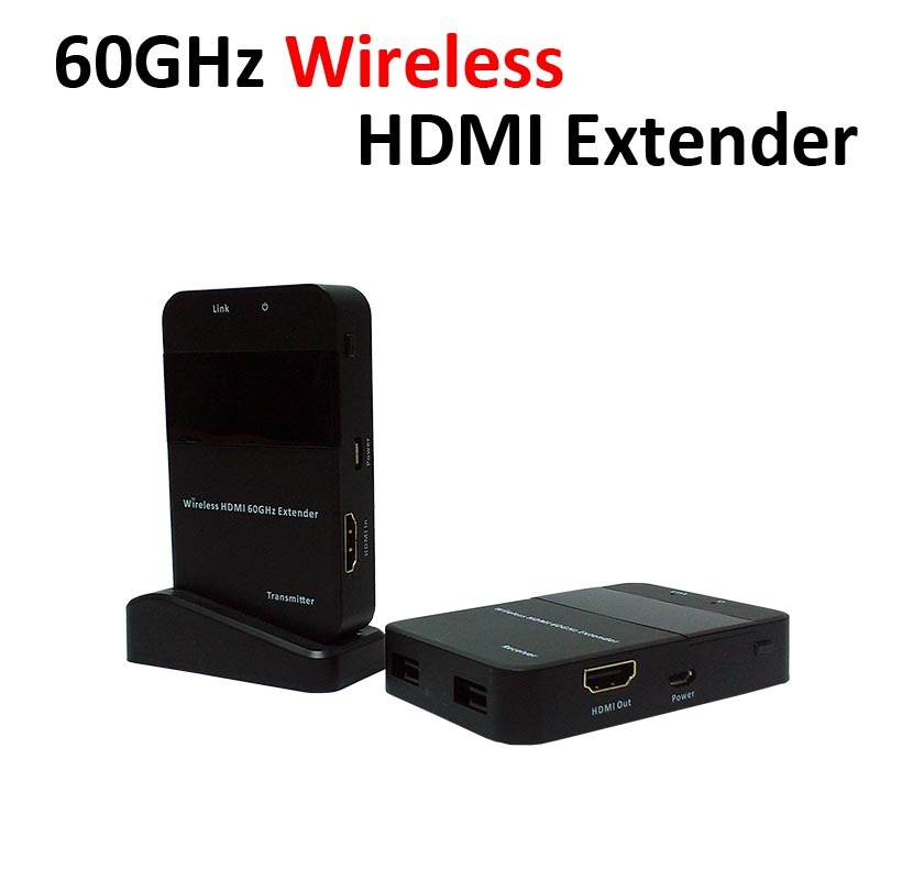 Удлинитель Prowall 60GHz Wireless HDMI Extender